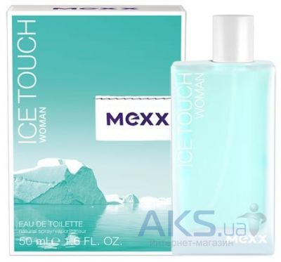 Mexx Ice Touch Woman Туалетная вода 15 мл