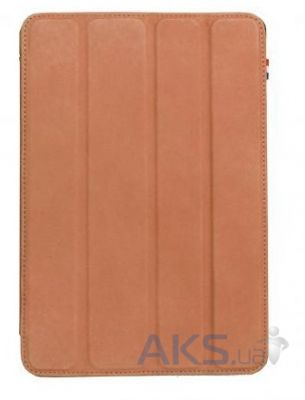 Чехол для планшета Decoded Leather Slim Cover for iPad mini (Retina) Brown (D4IPAMRSC1BN)