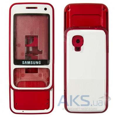 Корпус Samsung i450 Red