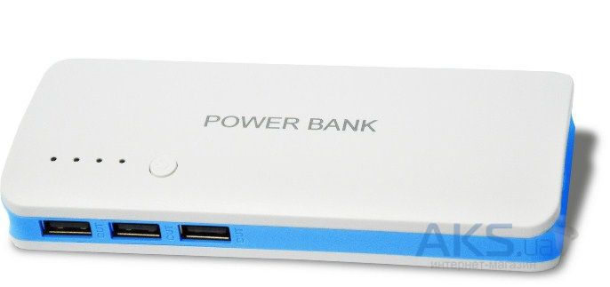 Внешний аккумулятор power bank NICHOSI Power Bank RS-P129 16000mAh Blue