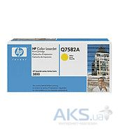 Картридж HP 503A для LaserJet CLJ 3800 series (Q7582A) Yellow