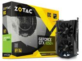 Відеокарта Zotac GeForce GTX 1050 Ti OC Edition 4096MB (ZT-P10510B-10L)