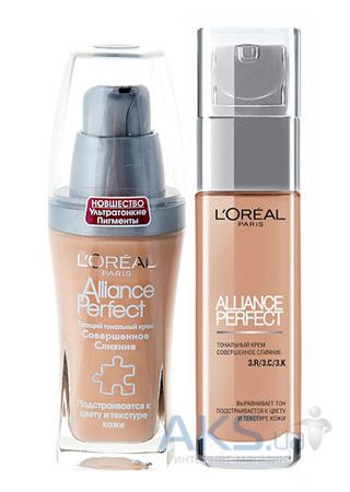 Тональный крем L'OREAL Alliance Perfect №N3 creamy beige