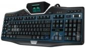 Клавиатура Logitech G19S Gaming Keyboard USB (920-004991) Black