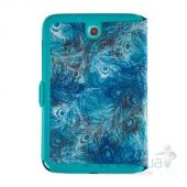 Чехол для планшета Speck Samsung Galaxy Note 8 FitFolio Peacock Plumes Blue/Caribbean Blue (SPK-A2090)
