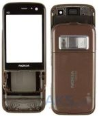 Корпус Nokia N85 Brown