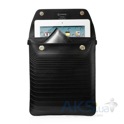 Чехол для планшета Capdase mKeeper Sleeve Case Versa for Tablet/iPad Black (MKAPIPAD-J001)