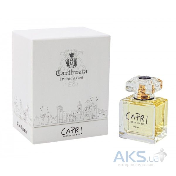Carthusia Capri Forget Me Not Духи 50 мл