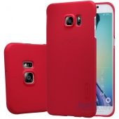 Вид 2 - Чехол Nillkin Super Frosted Shield Samsung G920F Galaxy S6 Red