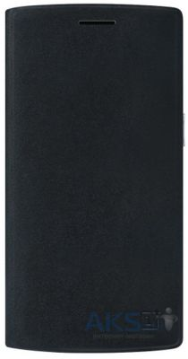Чехол Book Flip Cover for OnePlus One Black