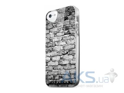 Чехол ITSkins Phantom cover case for iPhone 5/5S Brick (APH5-PHANT-LGRY)