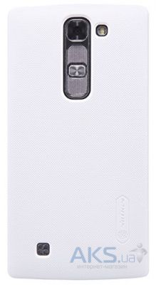 Чехол Nillkin Super Frosted Shield LG Optimus Y90 Magna H502 White