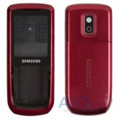 Корпус Samsung C3212 Red