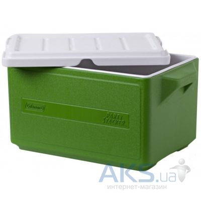 Coleman COOLER 48 CAN STACKER C004 Green