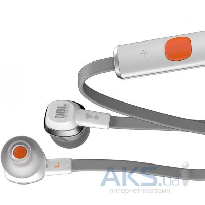 Наушники (гарнитура) JBL In-Ear Headphone J22A White (J22AWHT)