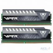 Оперативная память Patriot DDR4 16GB (2x8GB) 2133 MHz Viper Elite (PVE416G213C4KGY)