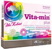 Витамины OLIMP Vitamin Plus For Women 30 капсул