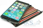 Вид 2 - Чехол Alston Craig Vintage Leather Slim Shell Case for iPhone 6 Black (J1_21)