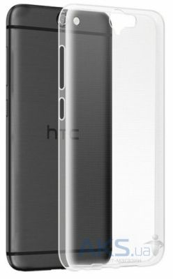 Чехол Original TPU Ultra Thin HTC One A9 Transparent