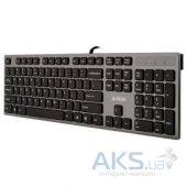 Клавиатура A4Tech KV-300H Black/Gray