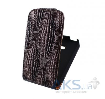 Чехол Atlanta Book case for Samsung S5830 Galaxy Ace Black
