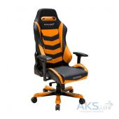 Геймерське крісло DXRACER Iron OH/IS166/NO Black/Orange