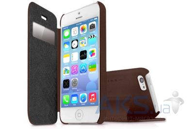 Чехол ITSkins Visionary Drift for iPhone 5C Brown (APNP-VSNRY-BROW)