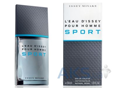 Issey Miyake L'Eau D'Issey pour Homme Sport Туалетная вода 100 ml