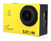 Вид 8 - Экшн-камера SJCAM SJ4000+ Plus Wi-Fi Yellow