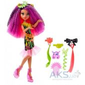 Игрушка Mattel Кукла Клодин Вульф Clawdeen Wolf серии Electrified Monster High (DVH69)