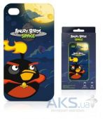 Чехол Gear4 Angry Birds Protective Case Space Bird Fire Bomb for iPhone 4/4S (ICAS405G)