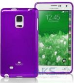 Чехол Mercury Jelly Color Series Samsung N915 Galaxy Note Edge Violet