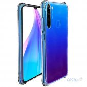Чохол 1TOUCH Strong TPU Xiaomi Redmi Note 8 Transparent