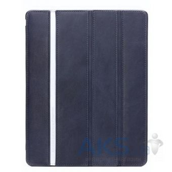 Чехол для планшета Teemmeet Smart Cover for iPad 4/iPad 3/iPad 2 Navy (SM03770301)
