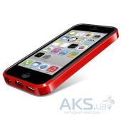 Вид 4 - Чехол SGP Neo Hybrid for iPhone 5C Dante Red (SGP10510)