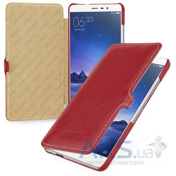 Чехол TETDED Book Leather Series Xiaomi Redmi Note 3, Redmi Note 3 Pro Red