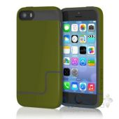 Чехол Incipio EDGE Pro for iPhone 5/5s (IPH-1119-GRN) Green/Charcoal