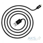 Кабель USB JUST Copper Lightning USB Cable 2 м. Black (LGTNG-CPR20-BLCK)