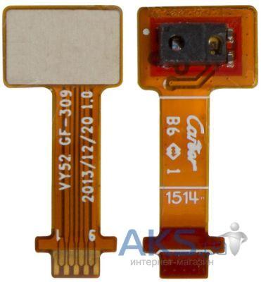 Шлейф Sony Xperia M2 D2302 Dual / D2303 / D2305 / D2306 датчика приближения — купить в Киеве и Украине