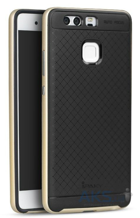 Чехол iPaky Hybrid Series Huawei Ascend P9 Gold