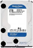 Жесткий диск Western Digital Blue 5400rpm 2TB SATA 3 (WD20EZAZ)