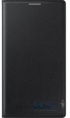 Чехол Samsung Flip Wallet Cover для Galaxy Note 3 Neo Black (EF-WN750BBEGRU)