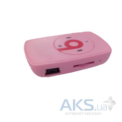 Mp3-плеер Beats With Memory Card Pink