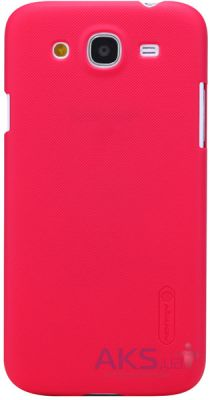 Чехол Nillkin Super Frosted Shield Samsung i9150 Galaxy Mega 5.8 Red