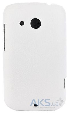 Чехол Capdase Soft Jacket2 HTC Desire C A320e White