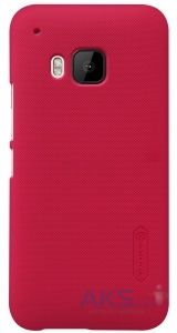 Чехол Nillkin Super Frosted Shield HTC One M9 Red