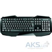 Вид 3 - Клавиатура Acme Be Fire expert gaming keyboard Black