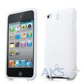 Чехoл Capdase Alumor Metal Case White/White for iPod touch 4G