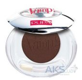 Тени Pupa Vamp! Compact Eyeshadow №105 chocolate matt
