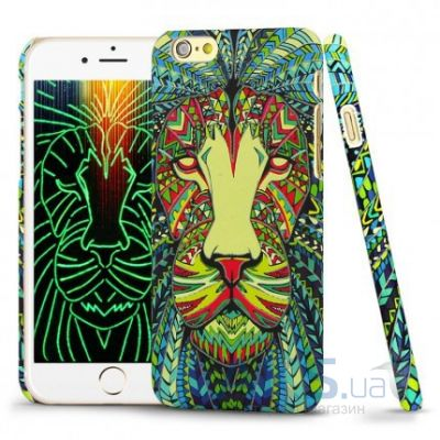 Чехол IMAK Luminous Totem Shell Series Apple iPhone 6/6s Lion